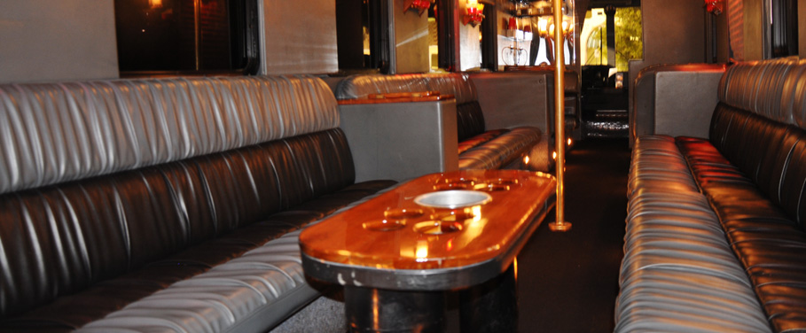 limo bus and charter bus rentals